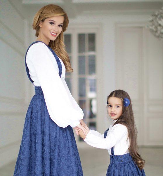 Family Look Одинаковая одежда в Омске