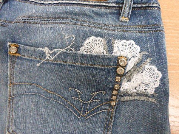 Штопка джинс в Омске